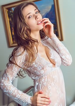 Mila Azul in Luscious