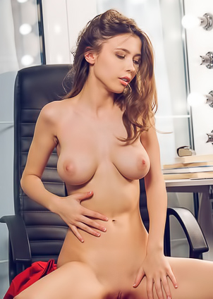 Mila Azul in Loving