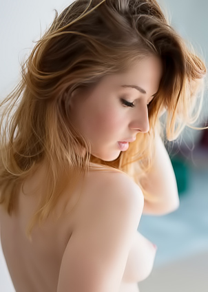 Diana Lark in Fun and Frisky