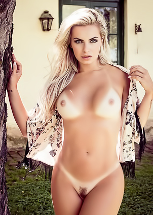 Veridiana Freitas in Playboy Brazil